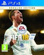 FIFA 18 Ronaldo Edition - PS4 (uitverkocht)