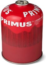 Primus Power Gas 450 Gram 1 Gasblikje voor 3 seizoenen Power Gas 450 gr