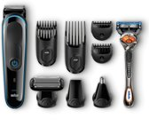 Braun MGK3085 Multi Grooming Kit 9-in-1 met Gillet