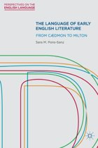 The Language of Early English Literature