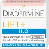 Diadermine Gezichtscreme - Dag Lift+ H2O AntiAge 50 ml
