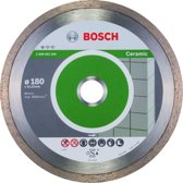 Bosch - Diamantdoorslijpschijf Standard for Ceramic 180 x 22,23 x 1,6 x 7 mm