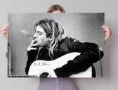REINDERS Kurt Cobain - Poster - 91,5x61cm