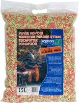 Hozelock Visvoer Sticks mix 15liter