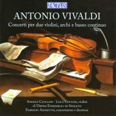 Concerts For Two Violins
