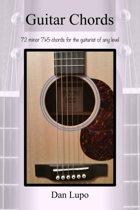 Guitar Chords - Minor 7b5