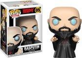 Funko Pop! Comics: Hellboy Rasputin Volwassenen En Kinderen - Verzamelfiguur