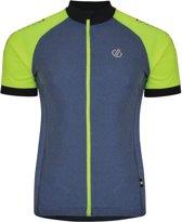 Dare 2b-Accurate Jersey-Fietsshirt-Mannen-MAAT XL-Grijs