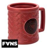 GAME OF THRONES - Mug 3D - Targaryen