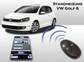 Auxiliary verwarming VW Golf 6 VI