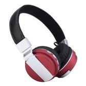 QY  Bluetooth On-ear opvouwbare draadloze Koptelefoon Z-88 / FM-radio / Wireless Headset /
