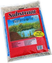 Waterworld Substraat - Vijver Bodem - 25 liter