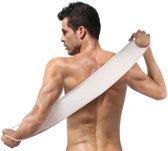 Rug scrubber Loofah Scrub Spons - Doucheborstel / Badborstel / Scrubborstel - Lichaams Massage Borstel Wasborstel - Massageborstel