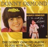 Donny Osmond Album/To..
