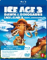 Ice Age 3: Dawn Of The Dinosaurs (Blu-ray+Dvd Combopack)