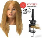 Oefenhoofd  JESSICA Blond + Statief