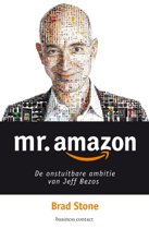 Boek cover Mr. Amazon van Brad Stone (Paperback)