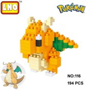 Nanoblocks Dragonite Pokemon - LNO