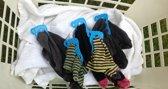 Sokkenhouders - Sokken bij elkaar houden | 12 stuks
