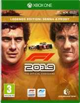 F1 2019 (Formule 1) Legends Edition - Xbox One