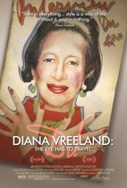Diana Vreeland - The Eye Has To Travel (dvd)