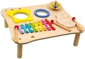 Base Toys Muziektafel - Hout