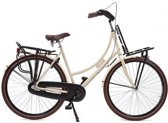 Avalon Cargo - Transportfiets - Dames - 55 cm - Wit