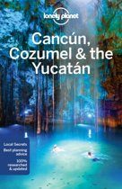 Lonely Planet Cancun, Cozumel & the Yucatan dr 7