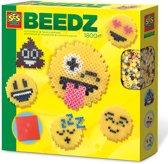 SES Beedz Strijkkralen - Emoticons