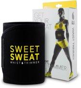 Sweet Sweat Waist Trimmer Geel