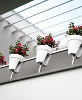 Elho Pure® Flower Bridge wit - 32cm x 28cm