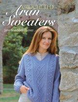 Crocheted Aran Sweaters