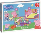 Peppa 3in1 Trio Puzzle