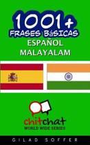 1001+ Frases Basicas Espanol - Malayalam