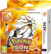 Pokemon Sun Steelcase Edition - 2DS + 3DS - UK versie