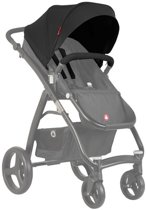 Topmark Pure - Colour pack voor kinderwagen - Black