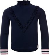 Looxs Revolution - Voile blouse  - Maat 116 - Artikelnr 911-5127-190