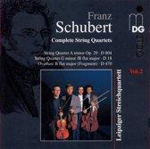 Complete String Quartets Vol.2: D80