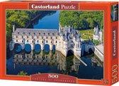 Château of Chenonceau puzzel 500 stukjes