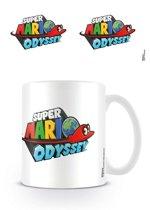 Nintendo Super Mario Odyssey Logo Mok