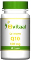 Elvitaal Co-enzym Q10 100 mg 60 V-cap