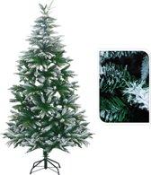 Kunst Kerstboom besneeuwd 180 cm