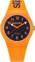 Superdry urban style SYG164O Mannen Quartz horloge