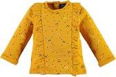 Babyface Meisjes T-shirt - Geel - Maat 116