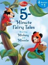 Disney 5-Minute Fairy Tales Starring Mickey & Minnie