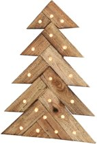 Deco Kerstboom, 8 micro LED