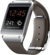 Samsung Galaxy Gear Smartwatch - Mocca met siliconen band