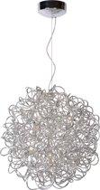 Lucide Galileo Hanglamp - Ø50cm - Chroom