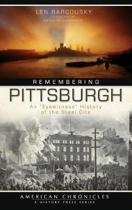 Remembering Pittsburgh
