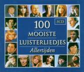 100 Mooiste Luisterliedjes Allertijden -5cd-